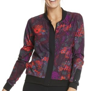 Fabletics Ithaca Jacket Small Bomber Jacket